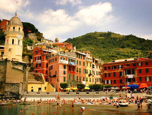 Cinique Terre Houses